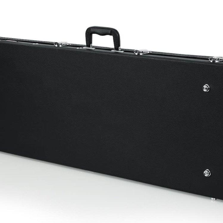 Gator Gator Hard-Shell Wood Case for Bass Guitars