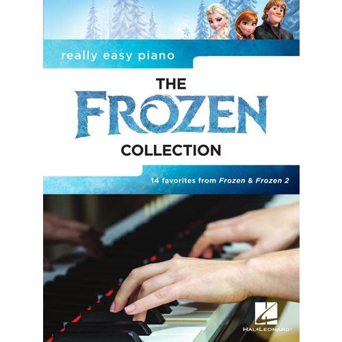 Hal Leonard Really Easy Piano — The Frozen Collection