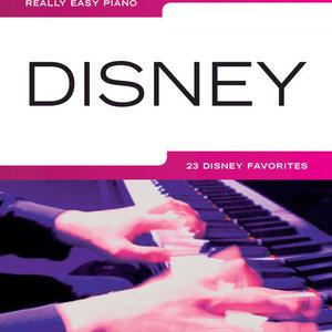 Hal Leonard Really Easy Piano — Disney
