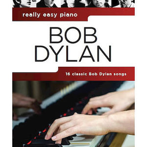 Hal Leonard Really Easy Piano — Bob Dylan