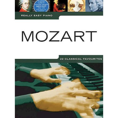 Hal Leonard Really Easy Piano — Mozart