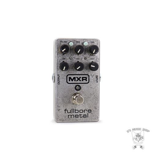 MXR Used MXR Fullbore Metal