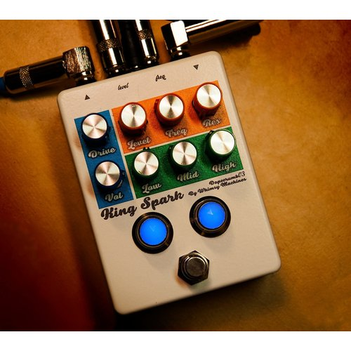 Whimsy Machines Whimsy Machines King Spark - TS-Inspired Overdrive