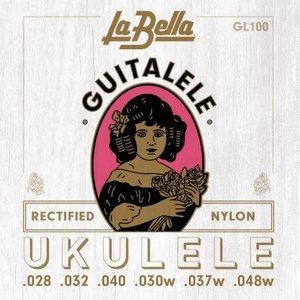 La Bella Guitalele Nylon String Set