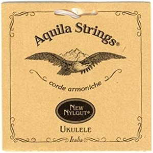 Aquila Aquila Soprano Ukulele Strings - Tuned in 5ths (GDAE)