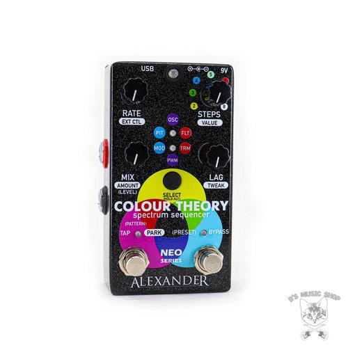 Alexander Alexander Neo Series Colour Theory Spectrum Sequencer