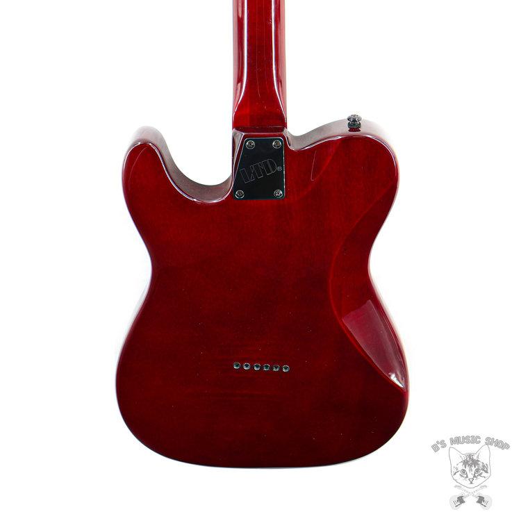 LTD LTD TE-200 See Thru Black Cherry