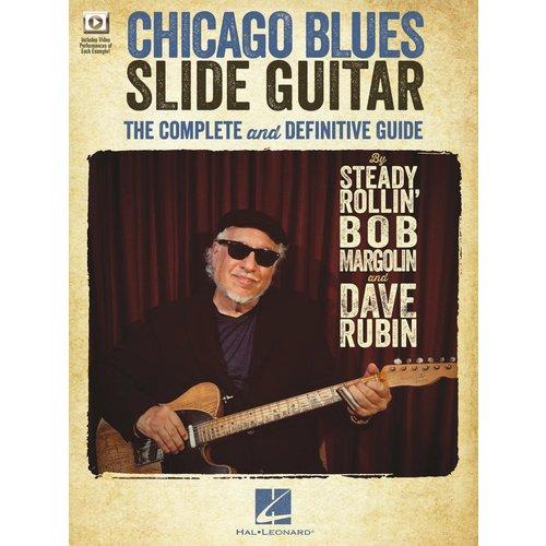 Hal Leonard Chicago Blues Slide Guitar: The Complete and Definitive Guide