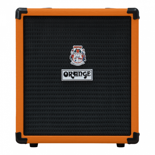 "Orange Orange Crush Bass 25 1x8"" 25W Combo Amp - Orange"