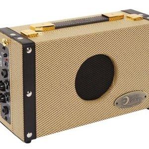 Luna Guitars Luna Ukulele Portable Suitcase Amp - 5 Watt