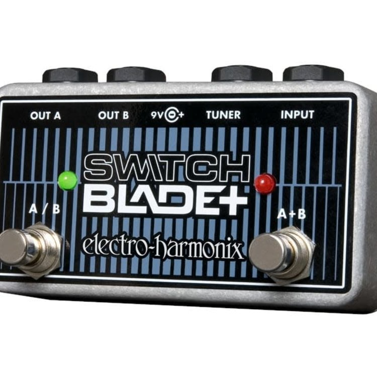 Electro-Harmonix Electro-Harmonix Switchblade+  Advanced Channel Selector