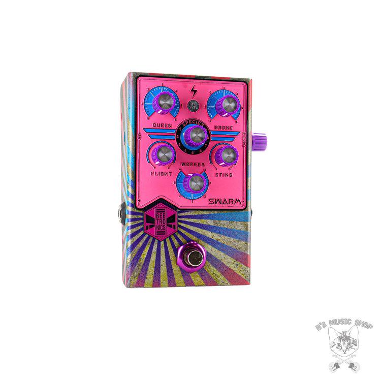 Beetronics Beetronics Swarm Analog Fuzz Harmonizer - Limited Edition Supernova - Royal Series