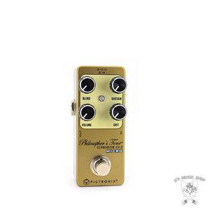 Pigtronix Used Pigtronix Philosopher's Tone Germanium Gold Micro