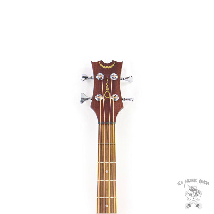 Dean Dean Acoustic/Electric Bass Satin Natural