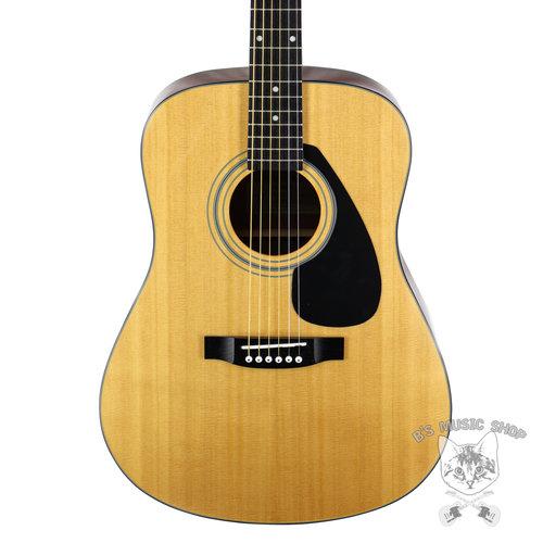 Yamaha Yamaha F1HC Solid Top Acoustic Guitar w/Hard Shell Case