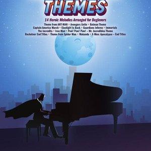 Hal Leonard Superhero Themes: 14 Heroic Melodies Arranged for Beginners