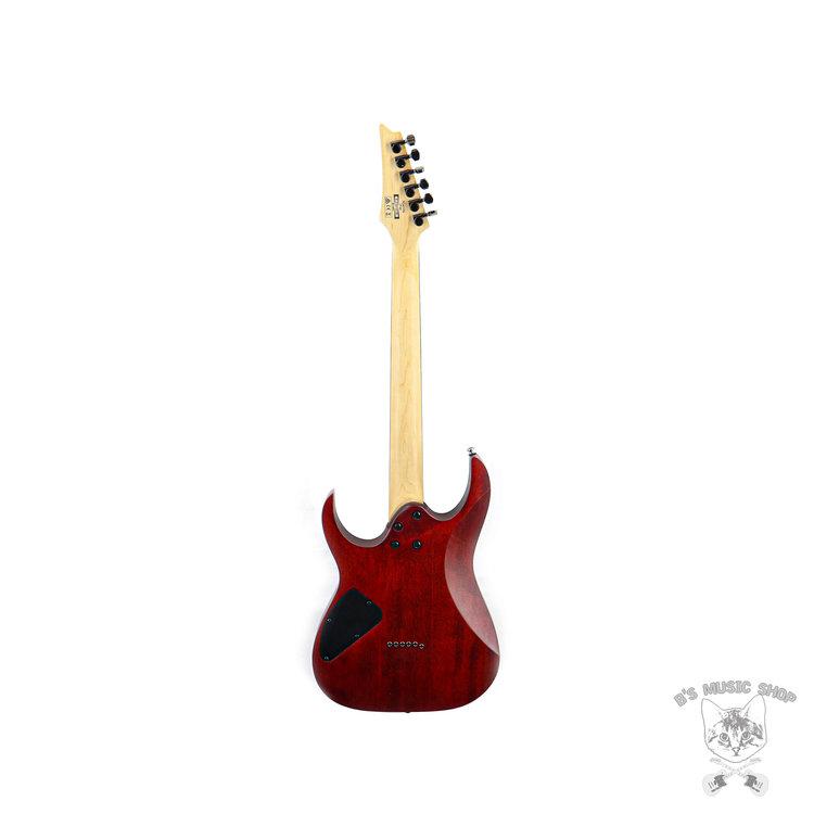Ibanez Ibanez RG421PBCHF RG Standard 6str Electric Guitar - Caribbean Shoreline Flat