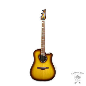 Ibanez Ibanez ALT30NNB Acoustic Guitar in Natural Browned Burst High Gloss