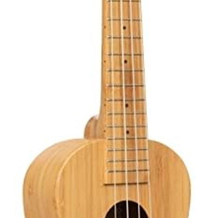 Kala Kala Bamboo Soprano Ukulele