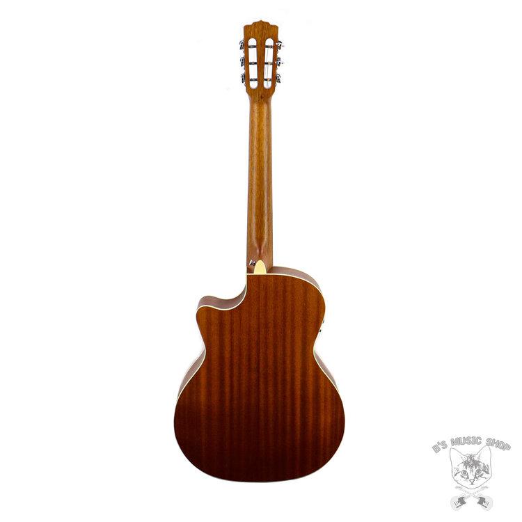 Luna Guitars Luna Heartsong Nylon A/E w/USB