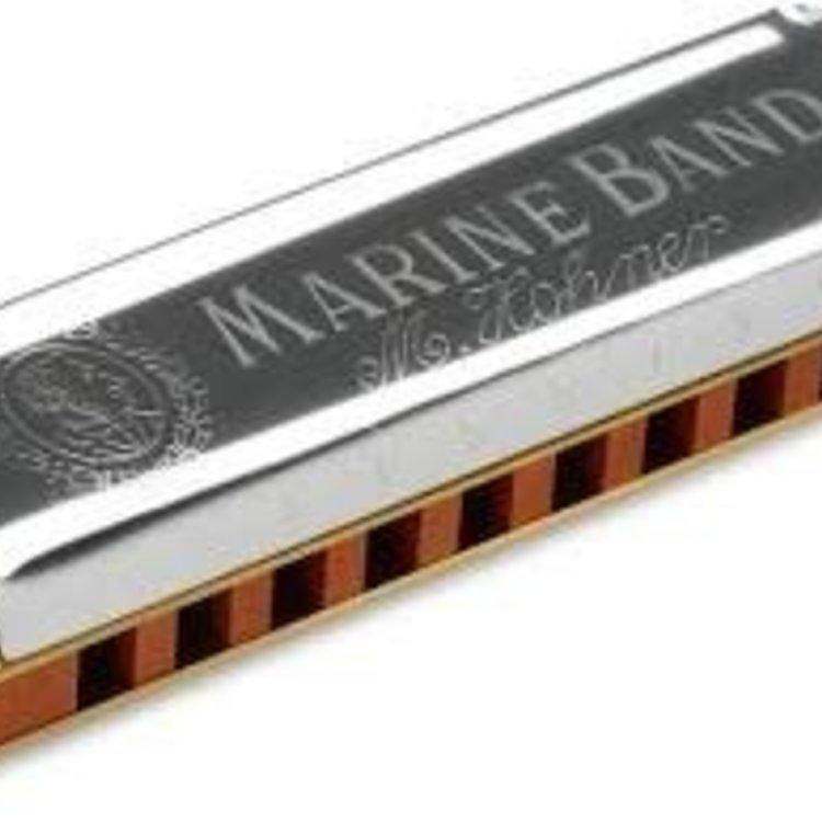 Hohner Hohner Marine Band 1896 Harmonica - G