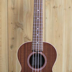 Lanikai Lanikai Mahogany Tenor 8-String Ukulele w/Gig Bag