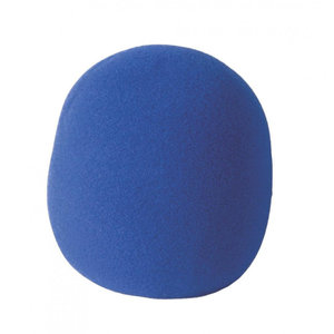 On-Stage On-Stage ASWS58-BL Foam Windscreen
