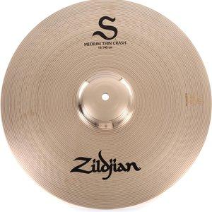 "Zildjian Zildjian 16"" S Medium Thin Crash"