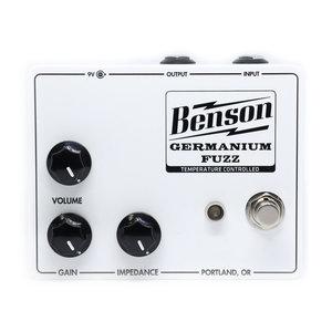 Benson Benson Germanium Fuzz - Solar White