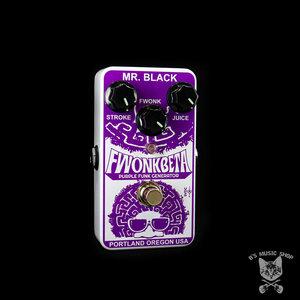 Mr. Black Mr. Black FwonkBeta