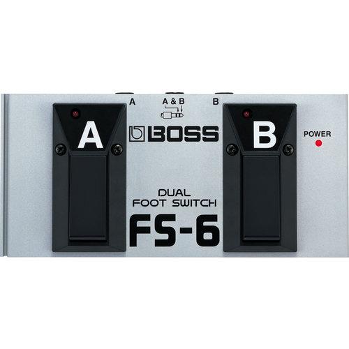 Boss Boss FS-6 Dual Footswitch