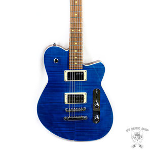 Reverend Reverend Charger RA in Trans Blue