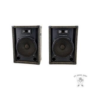 "Used Optimus 40-0115 15"" Speakers (Pair)"