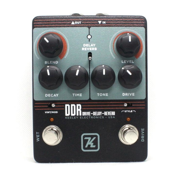 Keeley Keeley DDR Drive Delay Reverb