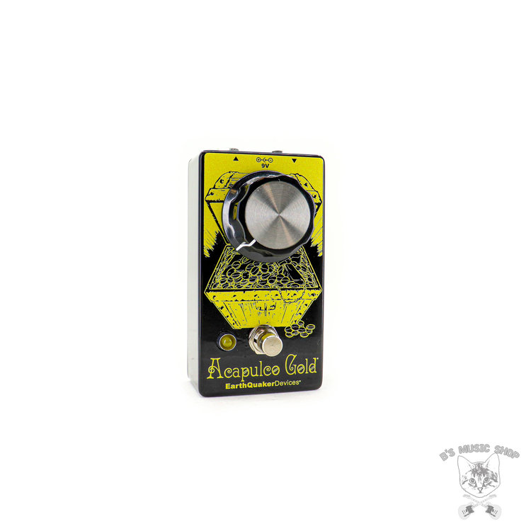 EarthQuaker Devices EarthQuaker Devices Acapulco Gold Power Amp Distortion  V2