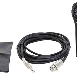 "Peavey Peavey PV i 2 Microphone w/XLR to 1/4"""