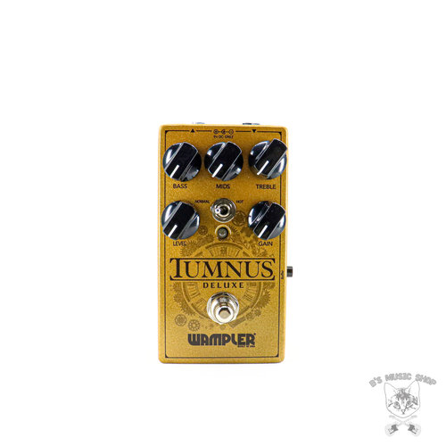 Wampler Wampler Tumnus Deluxe Overdrive Pedal with EQ