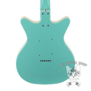 Danelectro *B-Stock*Danelectro 12SDC 12-String Electric Guitar - Aqua