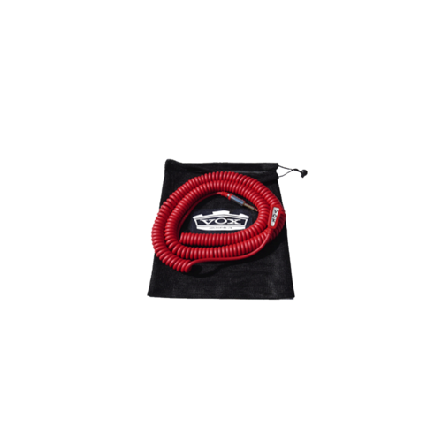 Vox Vox Vintage Coiled Cable - 29.5', Red