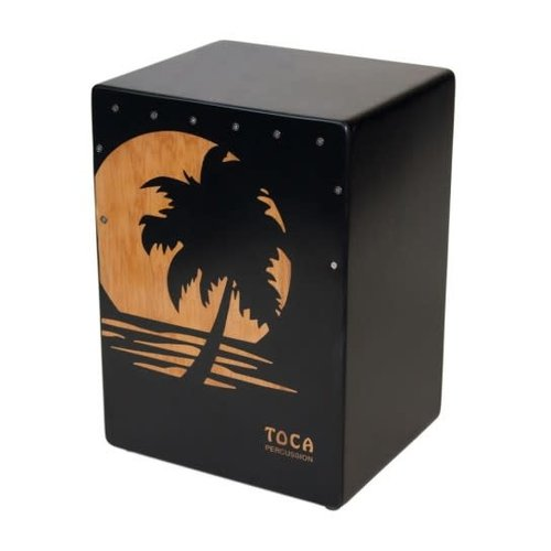 Toca Toca Cajon Extended Range - Toca Logo