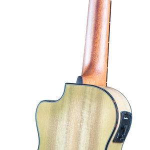 Breedlove Breedlove Lu'au S Concert Ukulele Sweetgrass CE Myrtlewood-Myrtlewood