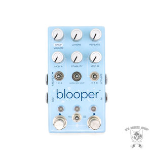 Chase Bliss Audio Chase Bliss Audio Blooper Bottomless Looper