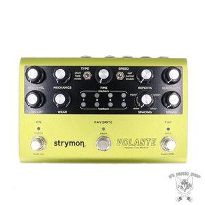Strymon Strymon Volante - Magnetic drum and tape echo delay effect pedal