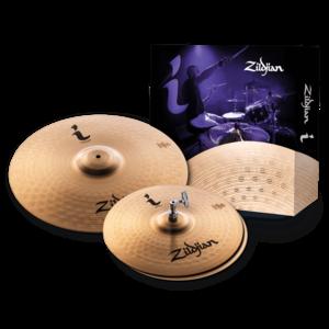 Zildjian Zildjian I Essentials Cymbal Pack (14/18)