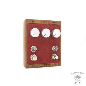Collision Devices Collision Devices The Ranch Drive / Dynamic Tremolo / Boost