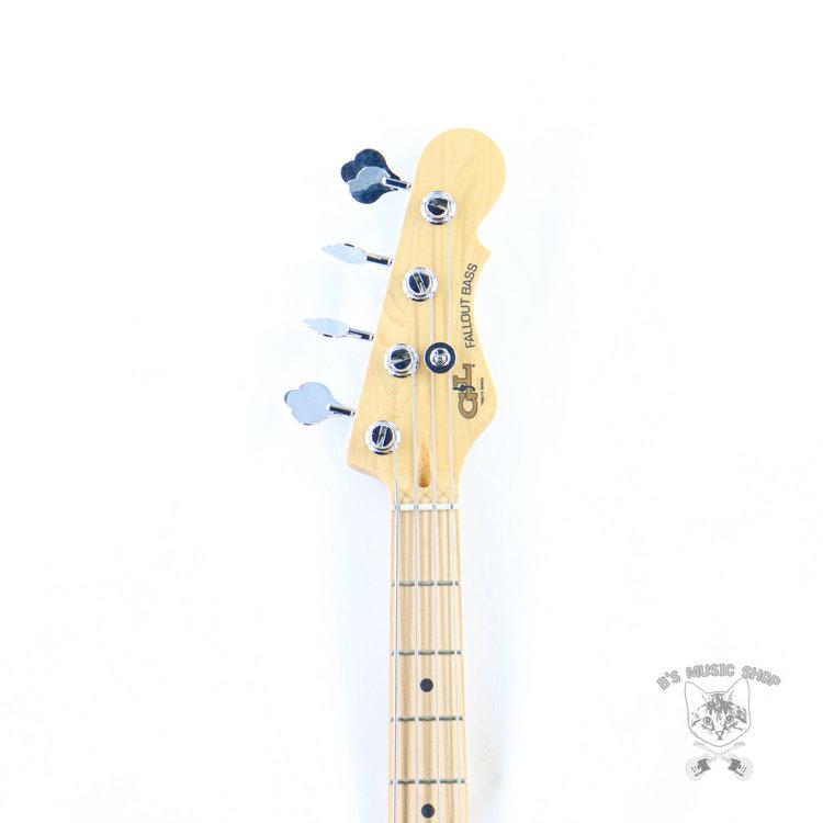 G&L G&L Tribute Fallout Bass - Surf Green