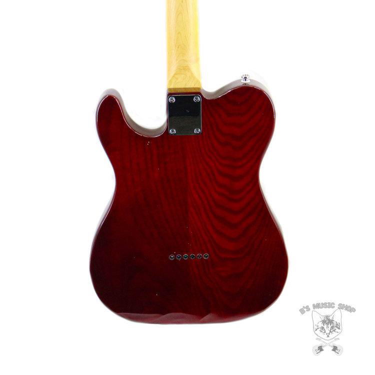 G&L G&L Tribute Bluesboy Semi-Hollow - Redburst