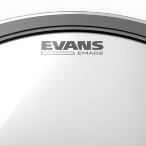 """Evans Evans 22"""" EMAD2 Batter Clear Bass Head"""