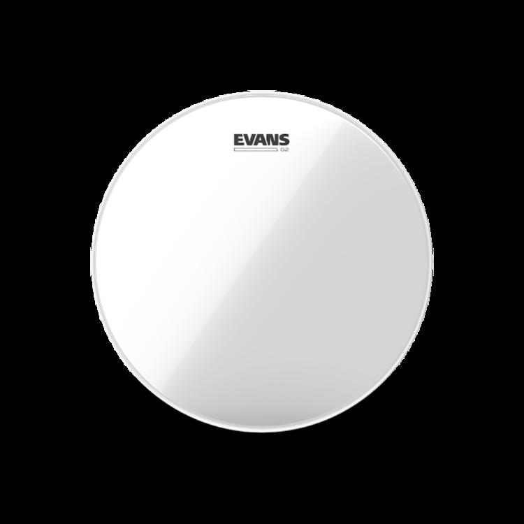 Evans Evans G2 Clear Drum Head, 14 Inch