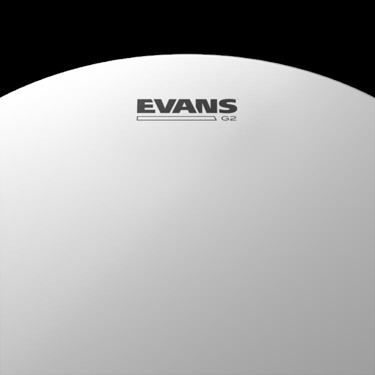 Evans Evans G2 Coated Drum Head, 12 Inch